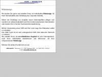 ame-websites.de Webseite Vorschau