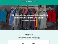 akis-shop.com Webseite Vorschau