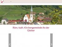 an-der-glotter.de Webseite Vorschau