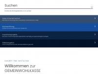 gemeinwohlkasse.org