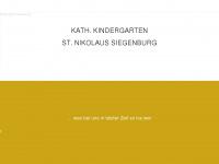 Stnikolaus-kindergarten-siegenburg.de