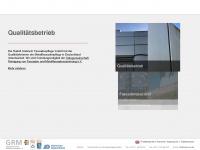 ambruch.de Webseite Vorschau