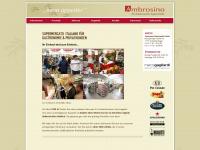 ambrosino-supermarkt.de Webseite Vorschau