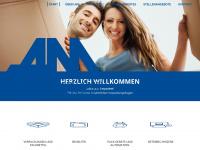 ambs-morsch.de Webseite Vorschau