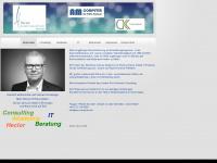 am-computer.de Webseite Vorschau