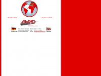 amd-germany.de Webseite Vorschau
