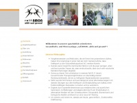 amon-aktiv.de Webseite Vorschau