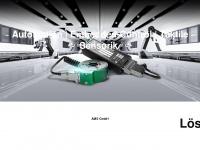 ams-online.de Webseite Vorschau