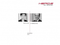 2headz.ch Webseite Vorschau