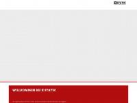 xstatik.ch Webseite Vorschau