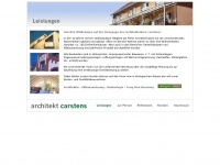 architekt architekt carstens bietigheim. Black Bedroom Furniture Sets. Home Design Ideas