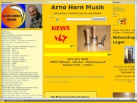 arnohornmusik.de