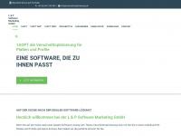 verschnittoptimierung.de Webseite Vorschau