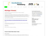 handballkreis-heidelberg.de