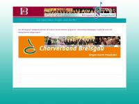 breisgauer-saengerbund.de Webseite Vorschau