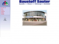 baustoff-sauter.de