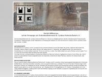 kirchenbaufoerderverein.de Webseite Vorschau