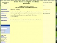 versicherung-im-ueberblick.de