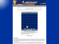 4-gewinnt.de Webseite Vorschau