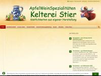 kelterei-stier.de
