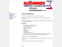 bernd-kleehammer-gmbh.de