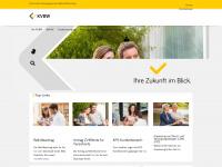 kvbw.de Webseite Vorschau
