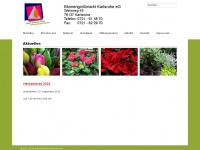 Blumengrossmarkt-karlsruhe.de