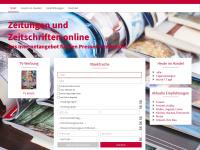zzol.de Webseite Vorschau