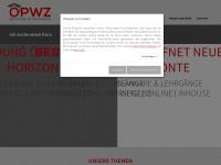 opwz.com Webseite Vorschau