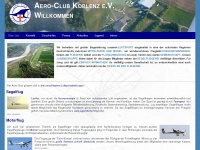 aeroclub-koblenz.de