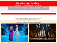 lokalanzeiger.info Webseite Vorschau