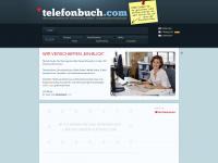 telefonbuch.com Webseite Vorschau
