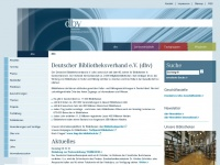 bibliotheksverband.de