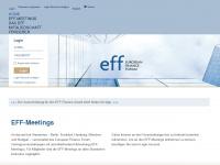 europeanfinanceforum.org