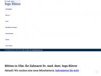 dr-buetow.de
