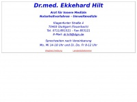dr-hilt.de
