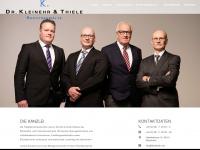 drkleinehr.de