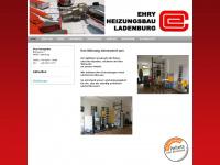 Ehry-heizungsbau.de