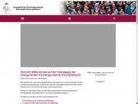 kigde-struempfelbach.de Webseite Vorschau