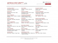 webauskunft.info