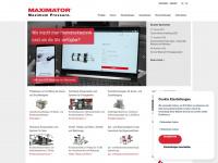maximator.de