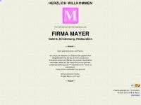 firma-mayer.de