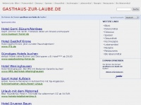 gasthaus-zur-laube.de