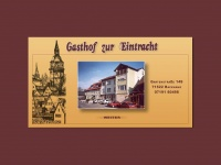 gasthof-zur-eintracht.de