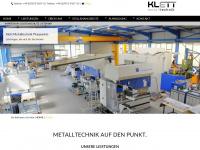 klett-metalltechnik.de