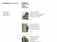 Hausenarchitekten.de