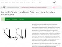 islamwissenschaft.unibe.ch