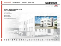 wildermuth-bau.de