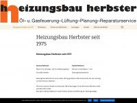 heizungsbau-herbster.de