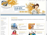 swinging-world.de Webseite Vorschau